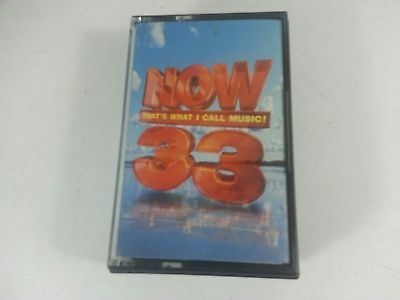 Now That's What I Call Music 33 Double Cassette