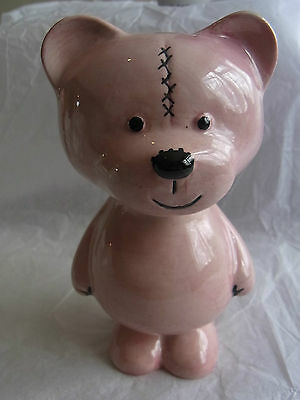Wade Pink Teddy Bear 5.5 Inches High