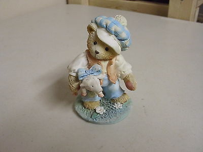 1993 Cherished Teddies Tom Tom The Pipers Son
