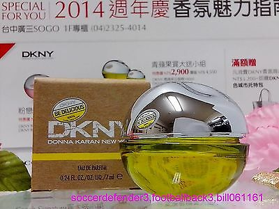 DKNY Be Delicious By Donna Karan Eau De(Mini)Parfum(Splash 7ml)NIB