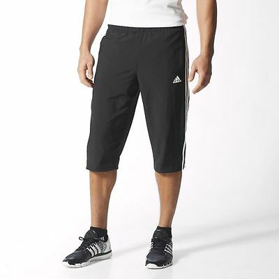 ADIDAS ESS 3S 34, Herren Trainingshose, climalite, woven Pant, S88114