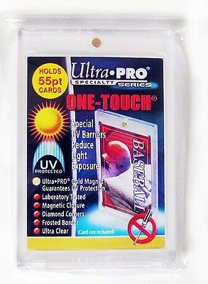 Ultra Pro 55 pt. One Touch Collectible Card Holders (25 Stück - Box)