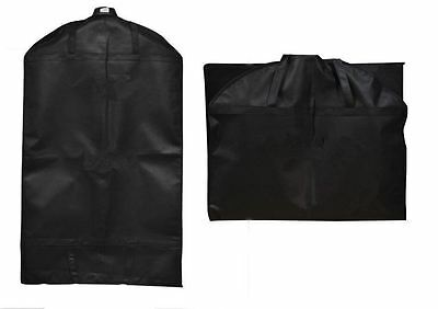 New Breathable Long Garment Suit Clothes Dress Bag Cover 137 X 60 Cm