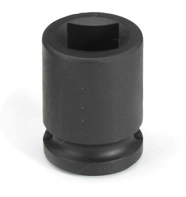 "Grey Pneumatic 1010FP 3/8"" Drive x 5/16"" Square Female Pipe Plug Socket (SAE)"