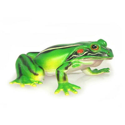 AAA 96601 Large Green Tree Frog Detailed Toy Model Figurine - NIP