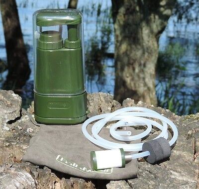 Water Purifier - Miniwell L610 Highest precision 0.01µ -Hiking/Camping/Survival