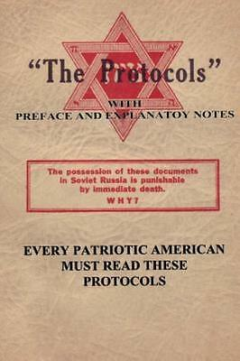 The Protocols: Of the Learned Elders of Zion -The Great in the Small & Antichri
