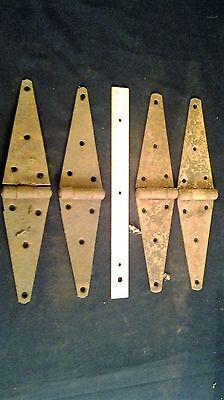 Vintage Barn Door Hinges
