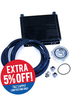 B&m Supercooler Engine Oil Cooler (Bm70270)