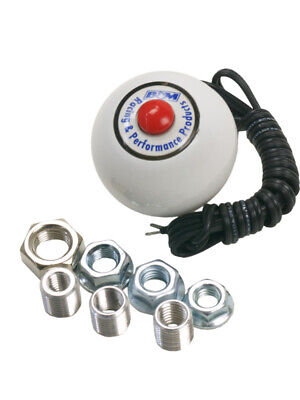 B&m Shifter Knob With Button (Bm46112)