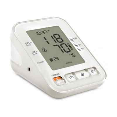 Digital LCD Electronic Pulse / Blood Pressure Monitor - Arm Model