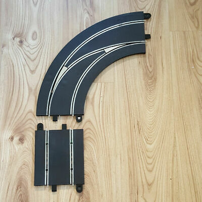 Scalextric Digital 1:32 Track C7008 Lane Changing Curve 'Y' Right Hand Out To In
