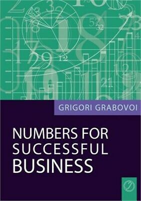 Numbers for Successful Business (Paperback or Softback)