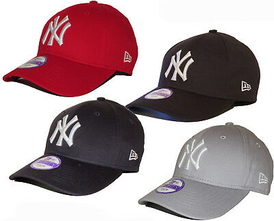 New Era Kids Baseball Cap NY Yankees League Basic Adjustable 940 Cap