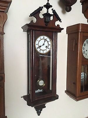 CLEARANCE!!! ANTIQUE GERMAN Wall Clock for sale!!! great condition!!!