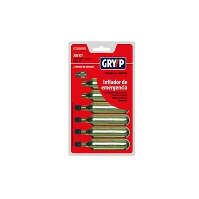 Gryyp Accessories - Replacement CO2 Cylinders(16 grms) x 6