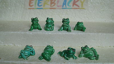 """ Kompletter Satz "" Happy Frogs "" Original """
