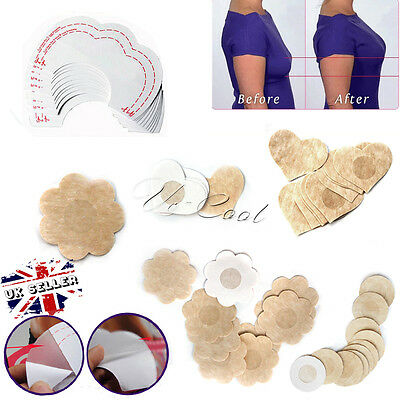 10/20pc Instant Breast Lift Bare Cleavage Enhancer Invisible Bra Tape Boob Shape