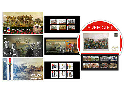 Military Presentation Pack Compilation with Free Gift  (UD99)