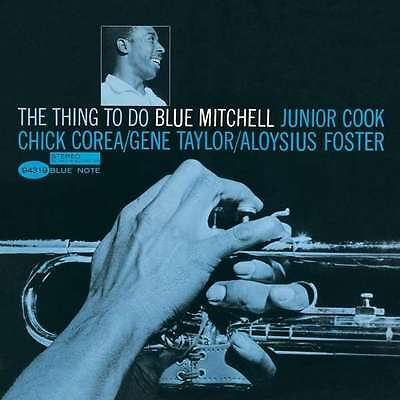 Blue Mitchell - The Thing To Do NEW LP