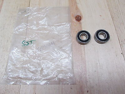 SST Brand (2 bearings) 99502H New Sealed Bearings