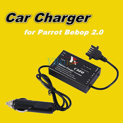 1 PC Battery Car Balance Charger for Parrot Bebop 2.0 High Speed Balance Module