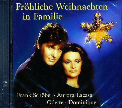 fr hliche weihnachten in familie 1 audio cd frank sch bel. Black Bedroom Furniture Sets. Home Design Ideas