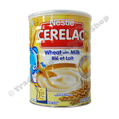 Nestle Cerelac Wheat With Milk - 1Kg