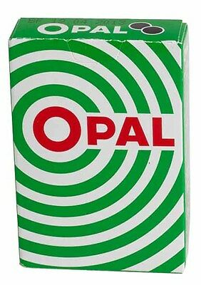 Opal Liquorice Candy - 2x40 grams Pastilles Made in Iceland