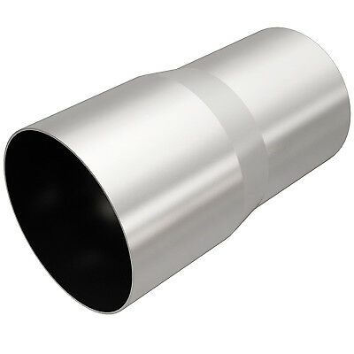"""Magnaflow 35113 Exhaust Tip 3in Inlet 12/"""" Long 3.5/"""" Outlet Stainless Steel"""