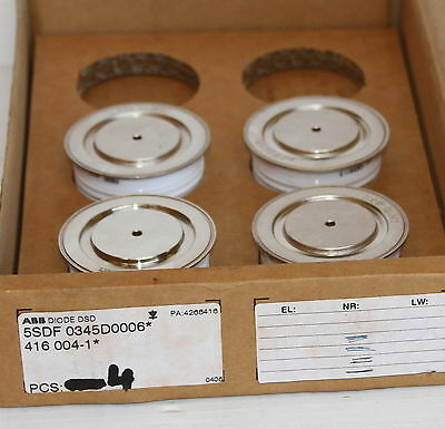 ABB 5SDF0345D0006 Thyristor for ACS1000 AC Drive