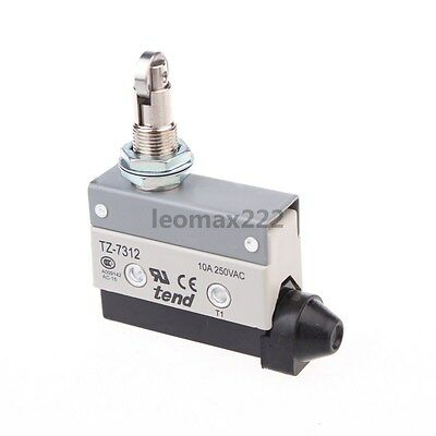TZ-7312 Roller Plunger Actuator Momentary Micro Switch SPDT Microswitch