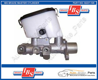 IBS Brake Master Cylinder for Ford BA BF Falcon Sedan Stationwagon XR6 with ABS