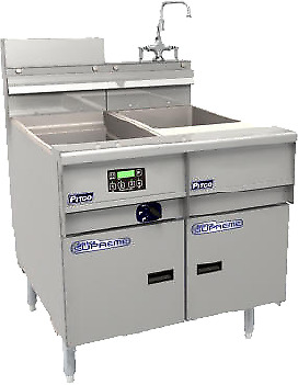 New Pitco Pitco - SSRS14 - Soltice Gas Pasta Cooker. Weekly Rental $48.00