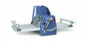 Mecnosud - Psm0570. Bench Top Pastry Sheeter