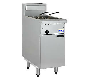 New Luus LUUS - FG-40 - GAS FRYER. Weekly Rental $37.00