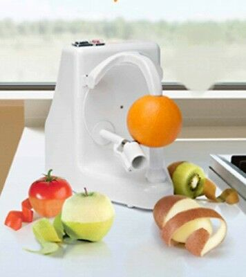 New Nutrifaster Nutrifaster - Peel-O-Matic - Electric Fruit Peeler