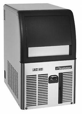 Scotsman ECM 46-PWD - A - Underbench Gourmet Ice Machine With Pump Out Drain....