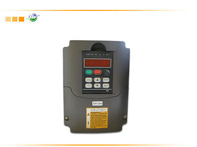 5HP 4KW 400HZ VFD Inverter Frequency converter 3ph 220V to 3ph 220V 18A