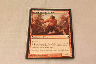 Magic the Gathering Common x4 Ill-Tempered Cyclops