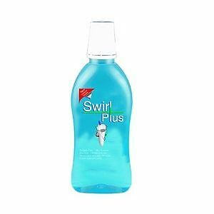 Orthocare Swirl Plus Daily Fluoride Mouthrinse - 500ml