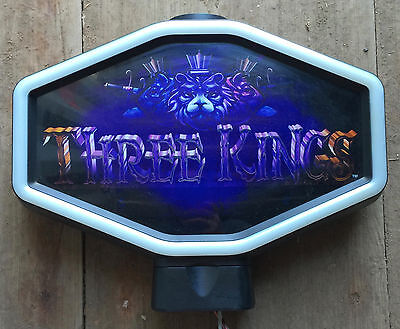 "Hexagon Igt Slot Machine Topper "" Three Kings """