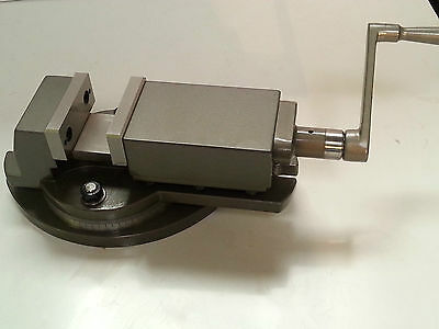 "Amadeal 3"" Precision Swivel Milling Vice"
