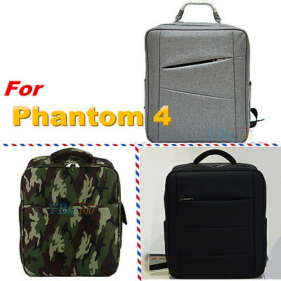 Protective Waterproof Backpack Bag Carry Case for DJI Phantom 4 and Accessory