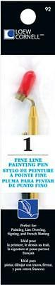 Loew-Cornell Fine Line Painting Pen, New, Free Shipping