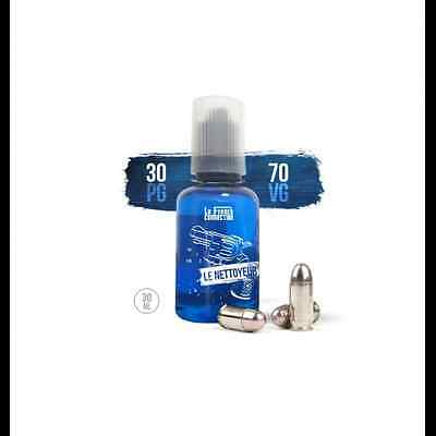 (49,66€/100ml) Le Nettoyeur E-Liquid by La French Connection 30 ml