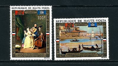 UPPER VOLTA   MNH   C100-01   Music   UNESCO     DW975