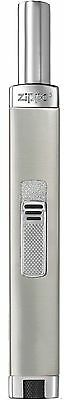 Zippo Refillable Candle / Utility Lighter, Color Is Brushed Chrome, 121178, New