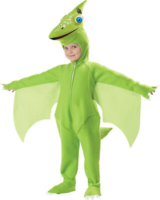 California Costumes Toddlers Long Sleeve Dinosaur Tiny Complete Outfit. 00014