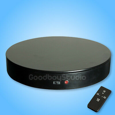 [US] 60cm 50KG Remote Control Speed Direction Adjustment Rotating Display Stand